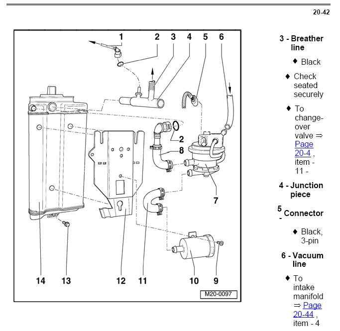 audi evap diagram  audi  free engine image for user manual